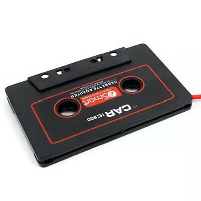 Cassette Car Stereo Adapter for iPod iPhone MP3 AUX CD Player 3.5mm Audio Cable