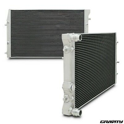 40mm ALUMININIUM RADIATOR RAD FOR SKODA FABIA 6Y 1.0 1.2 1.4 1.6 1.9 TDI VRS