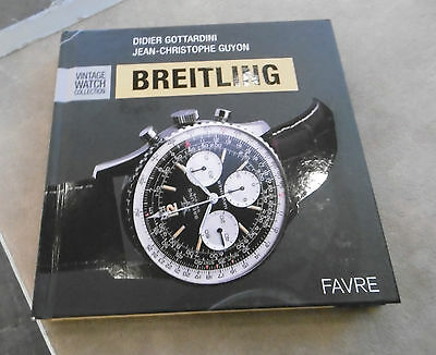Buch book Vintage Watch Collection Breitling