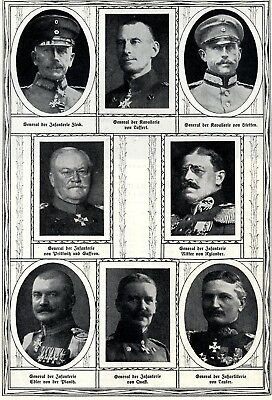 Fleck-Laffert-Stetten u.a.* German military commander in World War 1