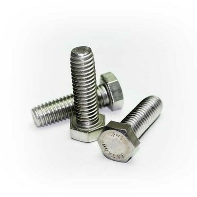 "1/4, 5/16, 1/2, 5/8"" Unc/whit A2 Hex Stainless Steel Bolts / Set Screws"