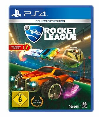 Rocket League (Collector's Edition) (Neu) (Playstation 4) -> Lieferbar ab 05.12