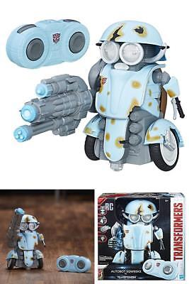 Transformers The Last Knight Autobot Sqweeks Toy