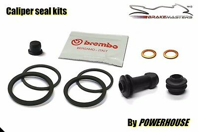BMW F650 GS front brake caliper seal repair rebuild kit set 2002 2003 2004