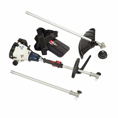 Spear & Jackson 4 in 1 29.9cc 2 stroke Petrol Multi-tool with attachments