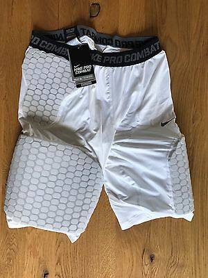 NIKE Pro Combat Padded Shorts Football Basketball Hyperstrong XXL 3XL