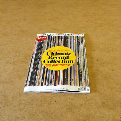 Uncut Ultimate Record Collection Mag Over 1,500 Vinyl Albums Listed Buyers Guide