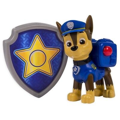 Paw Patrol Chase Action Pack Pup & Badge