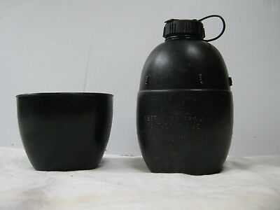 British Army 58 Pattern Water Bottle And Cup Set 1 Litre Osprey Military Surplus