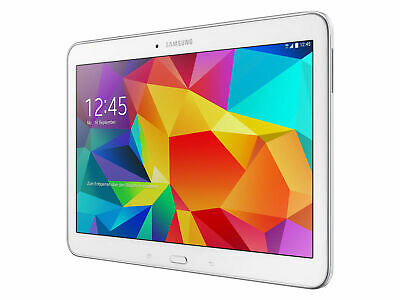 "Samsung Galaxy Tab 4 SM-T530 10.1"" Tablet WiFi White Android"