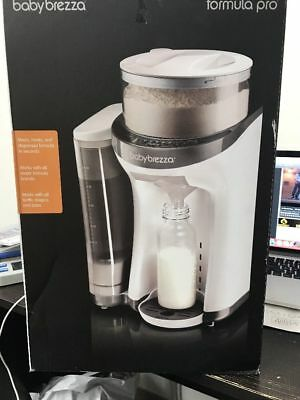 NEW Baby Brezza Formula Pro One Step Food Maker FREE SHIPPING!