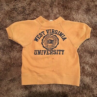 Rare Vintage 50's 60's Champion Kids University Sweatshirt Size 6