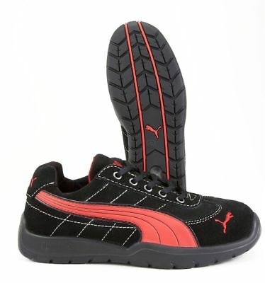 Puma 'Silverstone' Work Boots. 642637. Composite Toe Safety Joggers AUS / UKsize