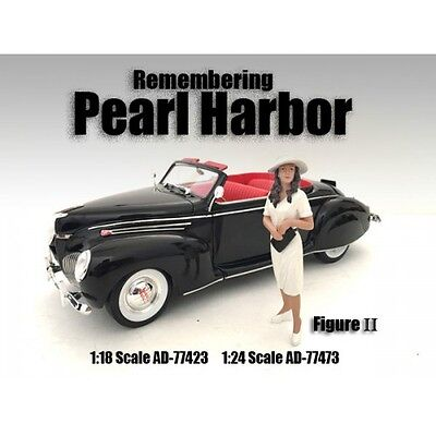 REMEMBERING PEARL HARBOR FIGURE II  -1/24 scale - AMERICAN DIORAMA #77473