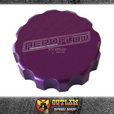 Aeroflow Radiator Cap Cover Small Purple - Af463-0032Pur