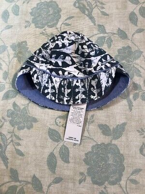 Pretty BABY BONDS COTTON STRETCHIES HAT BNWT