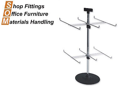 Counter Display Spinner Stand 6 Prong