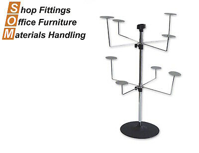 Counter Display Spinner Stand Hat