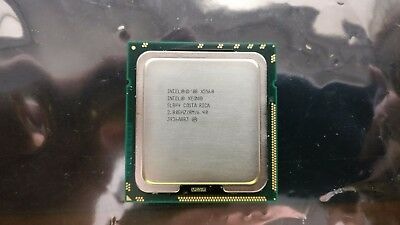 Intel Xeon X5560 SLBF4 2.80GHZ 8MB LGA1366 Hex Core 8 Threads CPU Processor