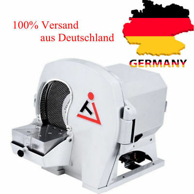 Dental lab equipment humide modèle shaping plaster trimmer abrasif roue disque