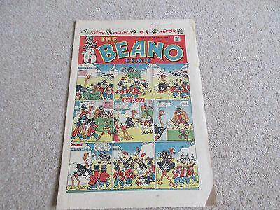 THE BEANO COMIC-No 288-Date- 13th July 1946  -Very rare Post War comic-VGC