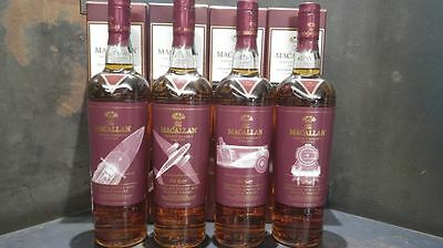 4 bottles - Macallan Maker's Edition - Nick Veasey X-Ray 2 Limited Edition