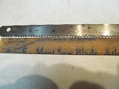 Meat saw Blade 2 blades