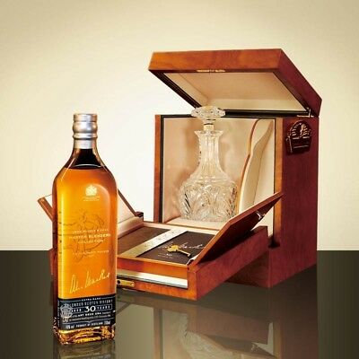 JOHNNIE WALKER MASTER BLENDER 30YO SIR ALEXANDER WALKER 1880 (Very rare) - 70cl