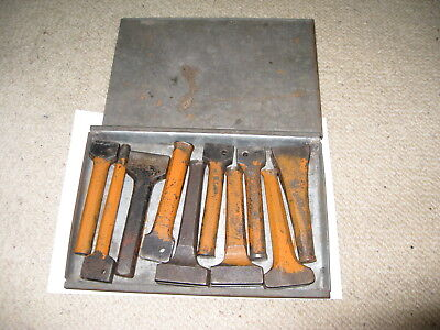 Sheet Metal Groovers And Rivet Sets