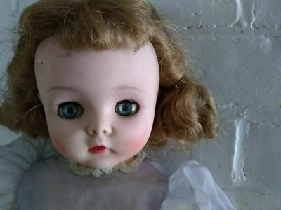 Vintage Madame Alexander Doll Kelly 15 ins  from 1958
