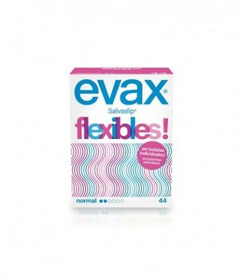Evax Salvaslip Flexi&fresh Normal 44 Uds