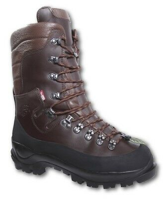 Arbortec Fellhunter Xpert Class 3 Forestry Chainsaw Protective Boots Brown