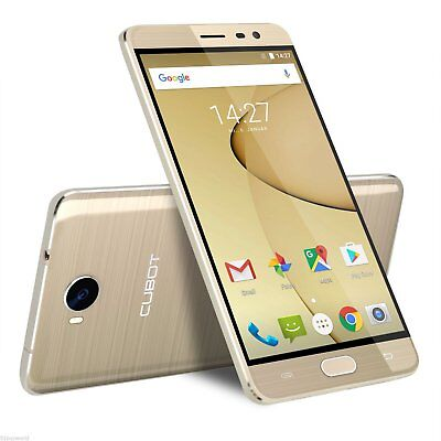 CUBOT Cheetah 2 5,5Zoll 3GB 32GB16MP Octa-Core Android 6.0 4G SmarWOhone Handy H