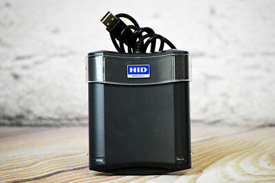 Lot of 8 HID Omnikey USB Smart Card Readers | Contactless | 13.56 MHz |