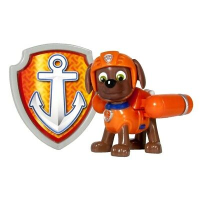 Paw Patrol Zuma Action Pack Pup & Badge