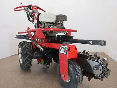 2013 Barreto 712 Micro Trencher- Only 106 Hours on it! Free Shipping!!!