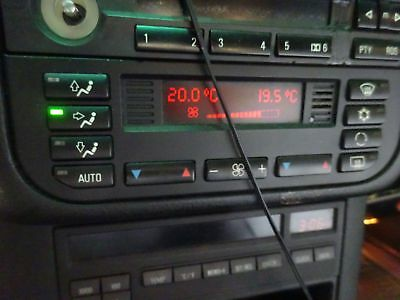 Heater Ac Climate Controls 1999 Bmw 323