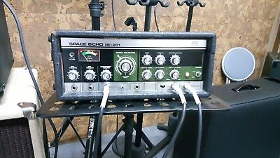 Roland Re201 Space Echo - Reciently Serviced!!
