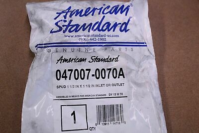 American Standard 047007-0070A Inlt Or Outlet Spud