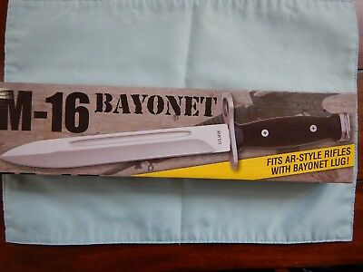 Bayonet Knife  With Scabbard  (new)