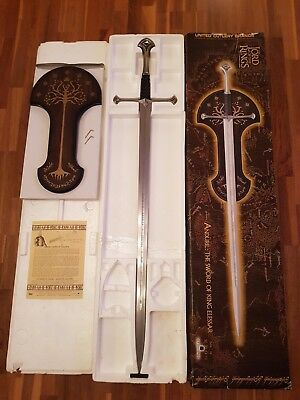 United Cutlery UC1380 Anduril Lord of the Rings LotR Herr der Ringe