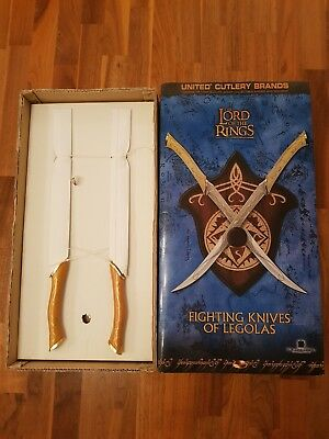United Cutlery UC1372 Legolas Knives Lord of the Rings LotR Herr der Ringe