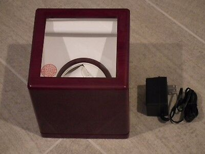 Tech Swiss Solid Wood Automatic Watch Winder