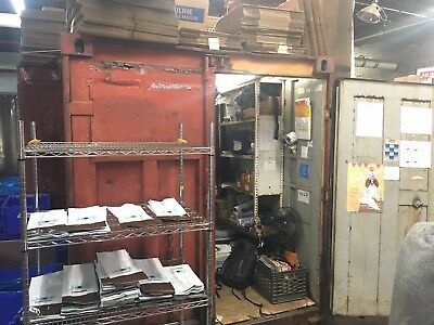 8' Shipping Container Used