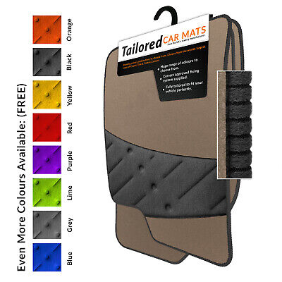 Ford Kuga Car Mats 2008 - 2012 Fully Tailored Beige (N)