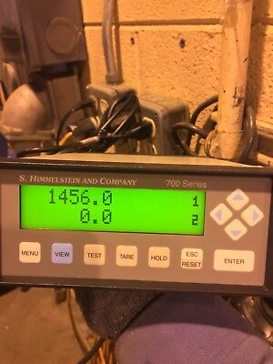 S. Himmelstein And Company 700 Series Signal Conditioner, display, controller