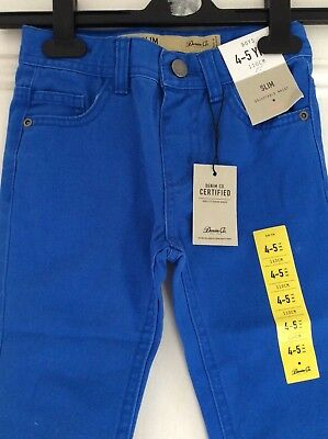 Brand new boys slim fit jeans, age 4-5 years