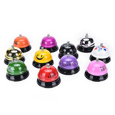 Desk Kitchen Hotel Counter Reception Bell Bar Ring for Service Call Bell FO
