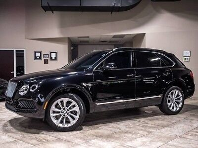 2017 Bentley Bentayga First Edition Sport Utility 4-Door