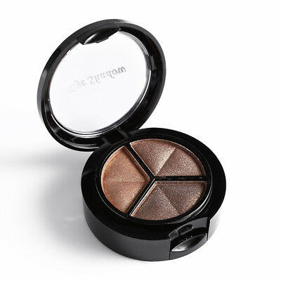 Ladys Makeup Shimmer Eyeshadow Palette Smoky Cosmetic Professional Natural Matte